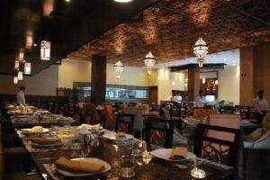 Restauracja egipska w Dubaju