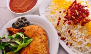 Sadaf – restauracja perska (irańska) w Dubaju