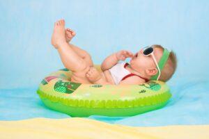 Wypożyczalnia akcesoriów podróżnych dla dziecka
