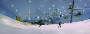 Stok narciarski Ski Dubai