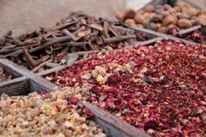 Targ Złota i Targ Przypraw - Dubai Spice & Gold Souqs