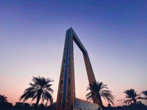 Rama Dubaju (Dubai Frame)