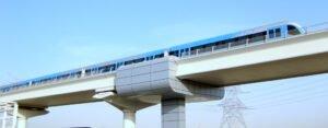 Metro w Dubaju – zmiany, zmiany!