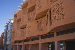 Masdar - ekologiczne miasto w Abu Dhabi