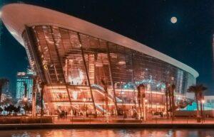 Dubai Opera: Opera w Dubaju