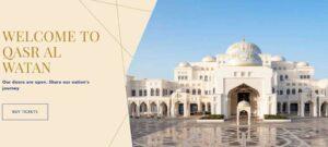 Pałac Prezydencki w Abu Dhabi otwarty dla turystów!