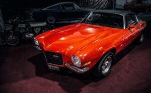 ENAM: Muzeum Samochodów w Abu Dhabi